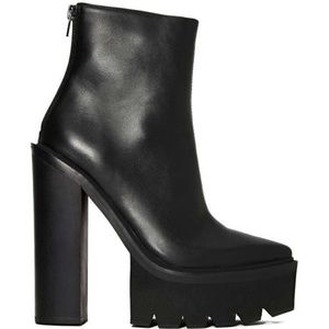 Jeffrey Campbell Famous Leather Boot